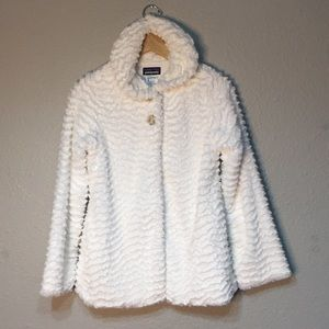 Patagonia Young Women's Puffy Jacket  Girl 14 XL